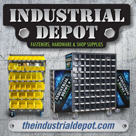 Industrial Depot Toolbin